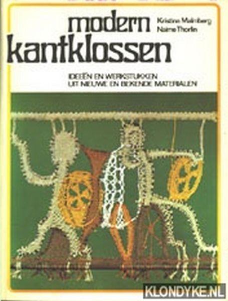 Modern kantklossen Image