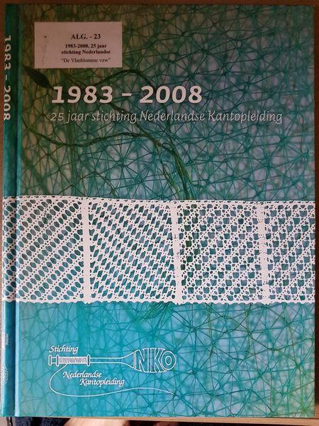1983-2008, 25 jaar stichting nederlandse kantopleiding Image