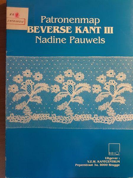Patronenmap: Beverse Kant 3 Image