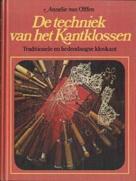 De Techniek Van Het Kantklossen Image